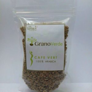 Emballage Carrion GRANO VERDE Face